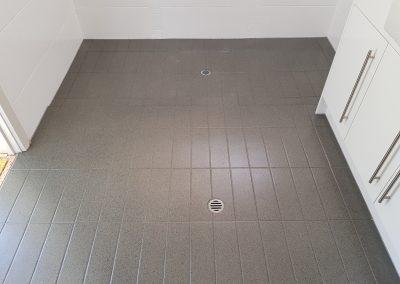 Bathroom Floor Resurfacing